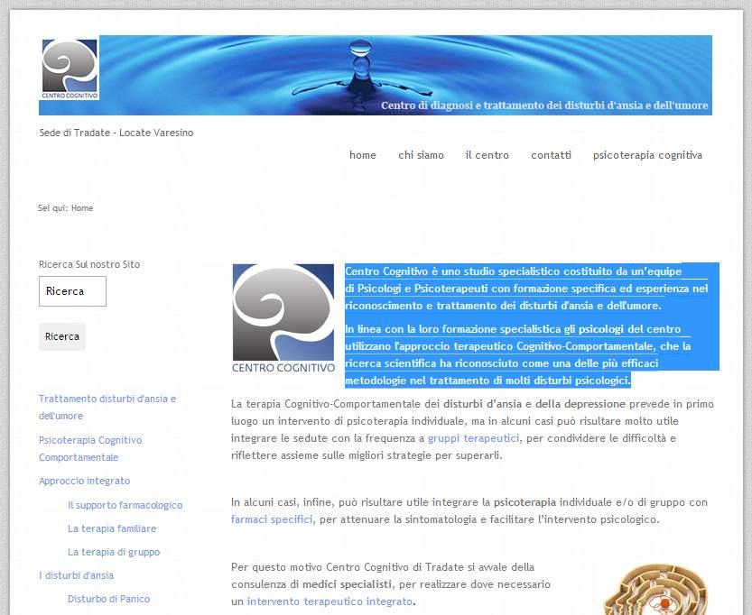 Centro Cognitivo Saronno