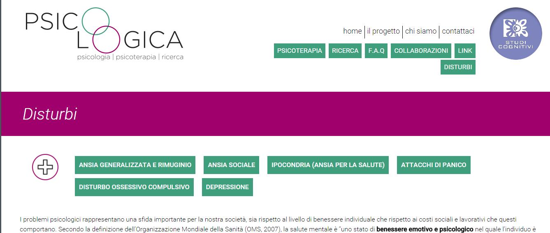 Centro PsicoLogica a Modena
