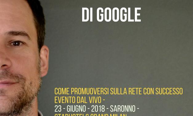 Lo Psicologo ai Tempi di Google – Evento dal Vivo