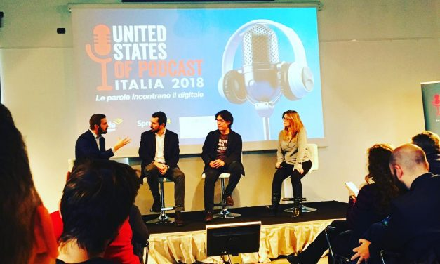 United States of Podcast – Milano Novembre 2018